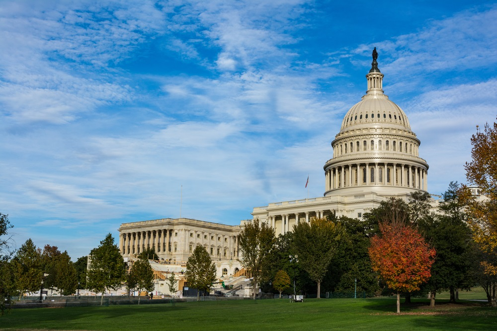 Our politicians in Washington are doing everything they can to fight the epidemic. (Hunter Bliss/Shutterstock)