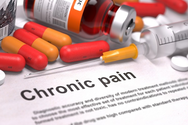 Do chronic pain patients suffer from limitations on opioid prescriptions? (ESB Professional/Shutterstock)