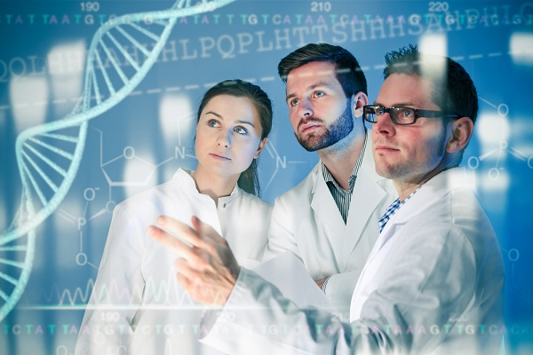Genetic testing could help us determine which patients benefit from certain medications and which patients do not. (Alexander Raths/Shutterstock)