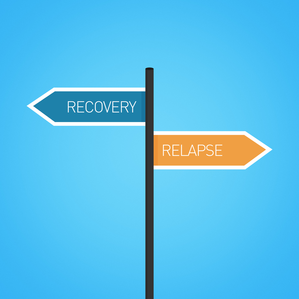 how can i avoid a relapse during addiction recovery in new hampshire