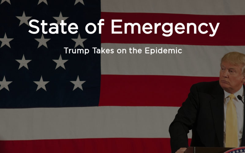 State of Emergency: Trump Takes on the Epidemic