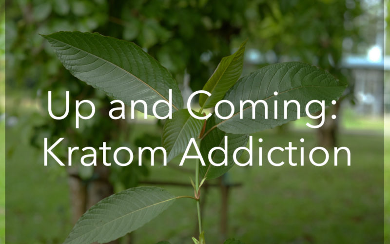 Up and Coming: Kratom Addiction
