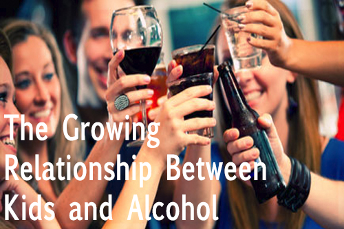 The Growing Relationship Between Kids and Alcohol